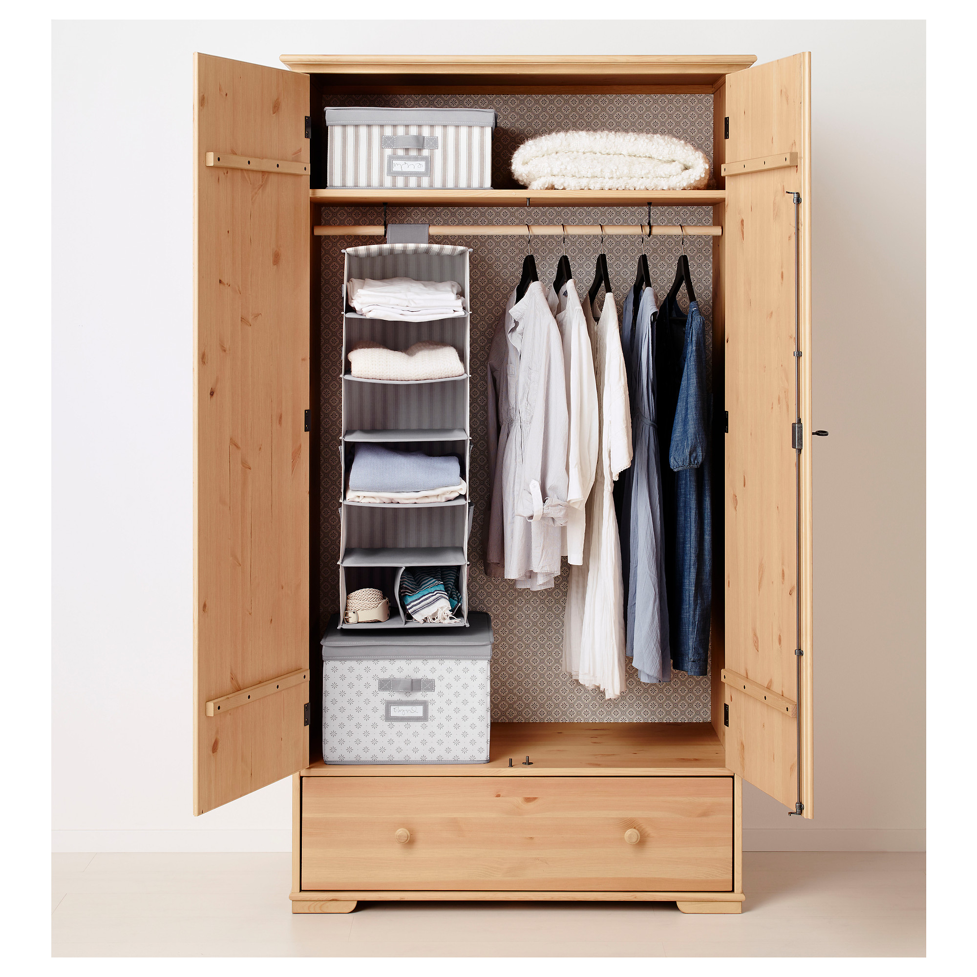 Ikea Wardrobe Storage Solutions | Armoire Furniture Ikea | Ikea Closet Storage