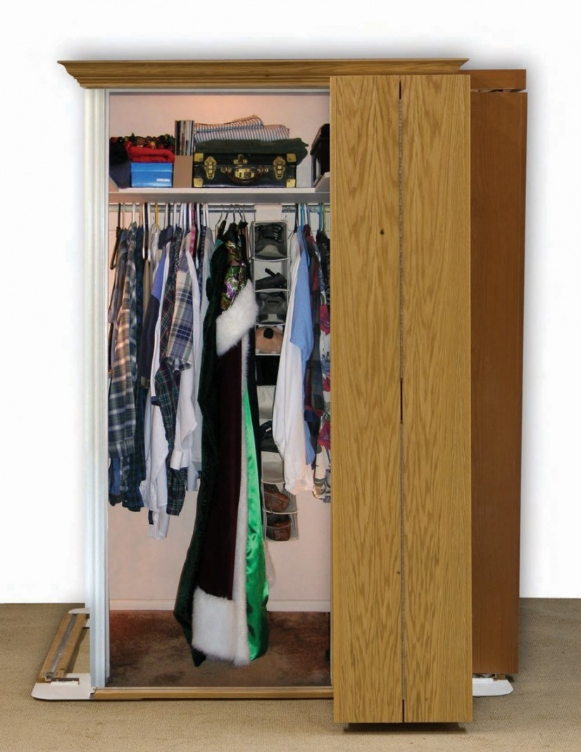 Inexpensive Armoires | Armoires For Hanging Clothes | Free Standing Closet Wardrobe