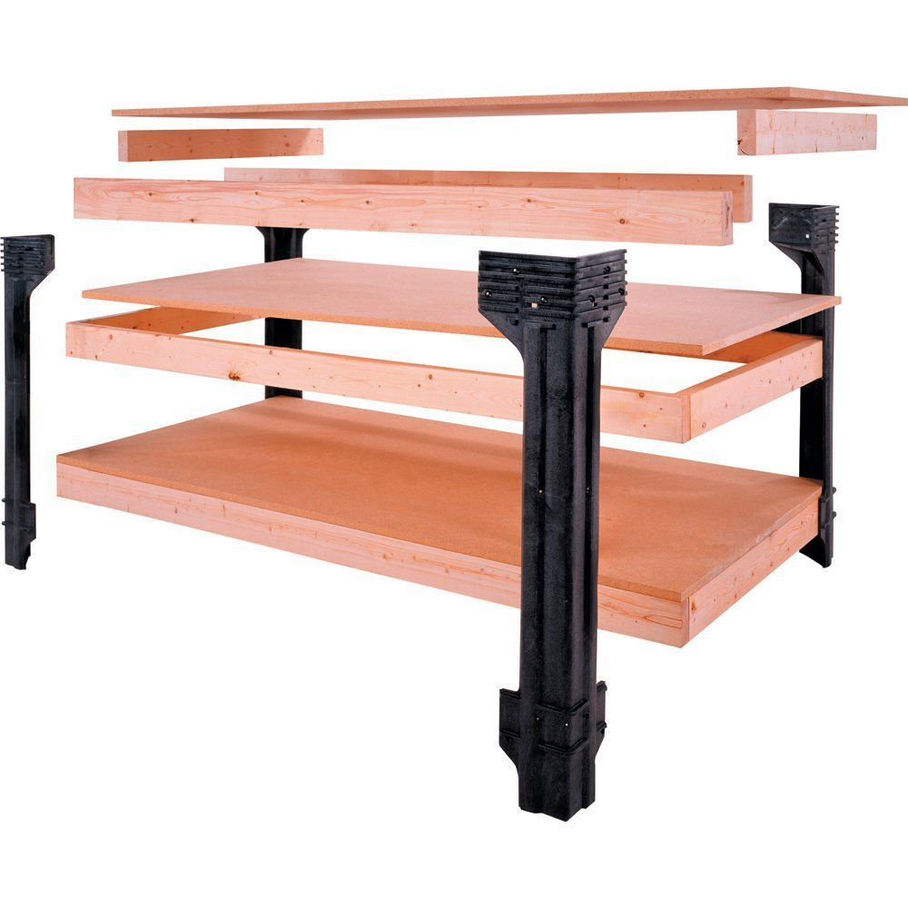 Work Bench Legs for Best Your Workspace Furniture Design: Kreg Tables | Work Bench Legs | Sawhorse Table Legs