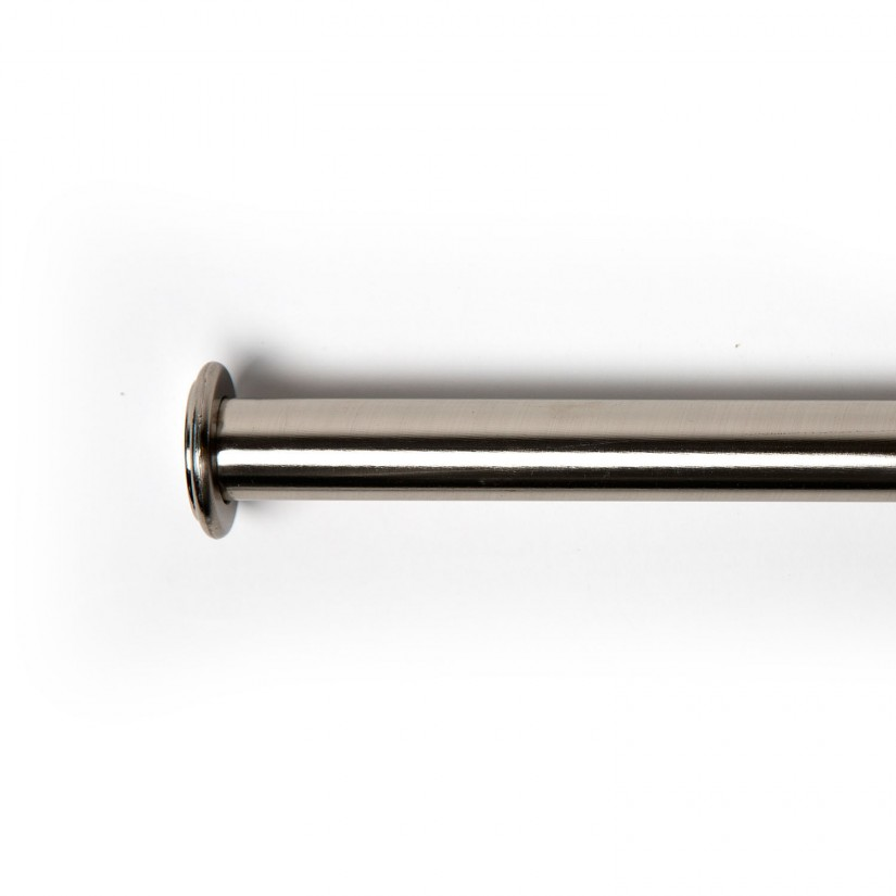Large Diameter Curtain Rods | Bronze Curtain Rods | Shower Curtain Rod Oil Rubbed Bronze