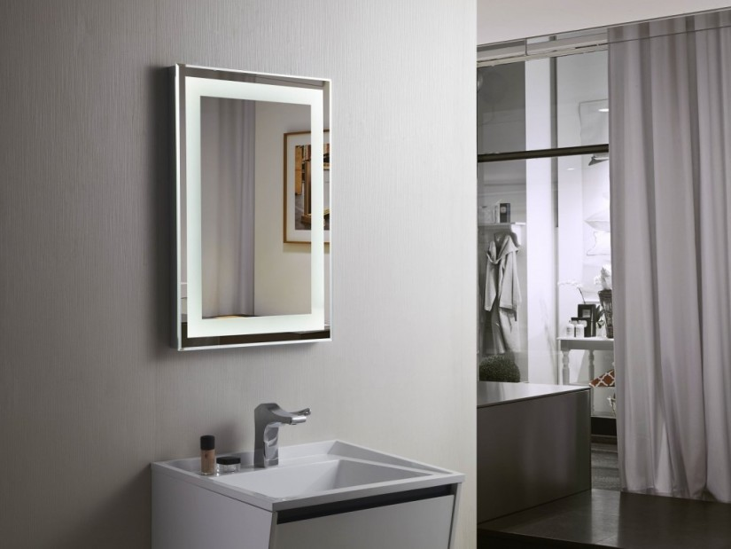 Lighted Vanity Mirrors For Bathroom | Lighted Wall Mirror | Wall Mounted Lighted Magnifying Bathroom Mirror