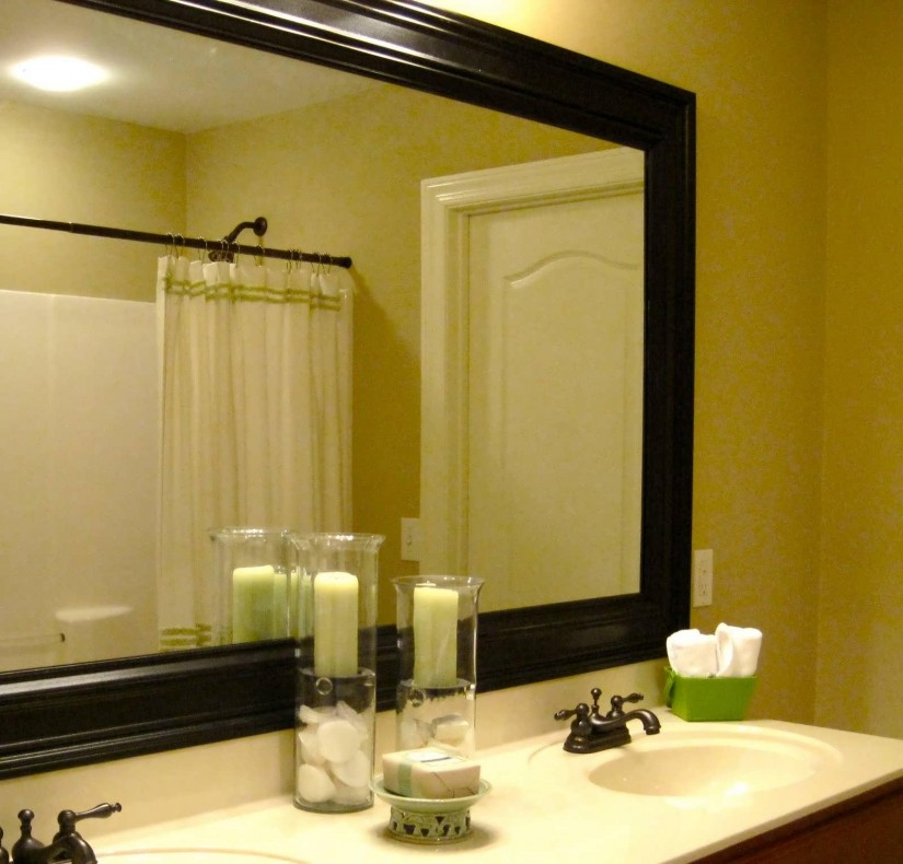 Lighted Wall Mount Vanity Mirror | Lighted Wall Mirror | Lighted Makeup Mirror Wall Mount