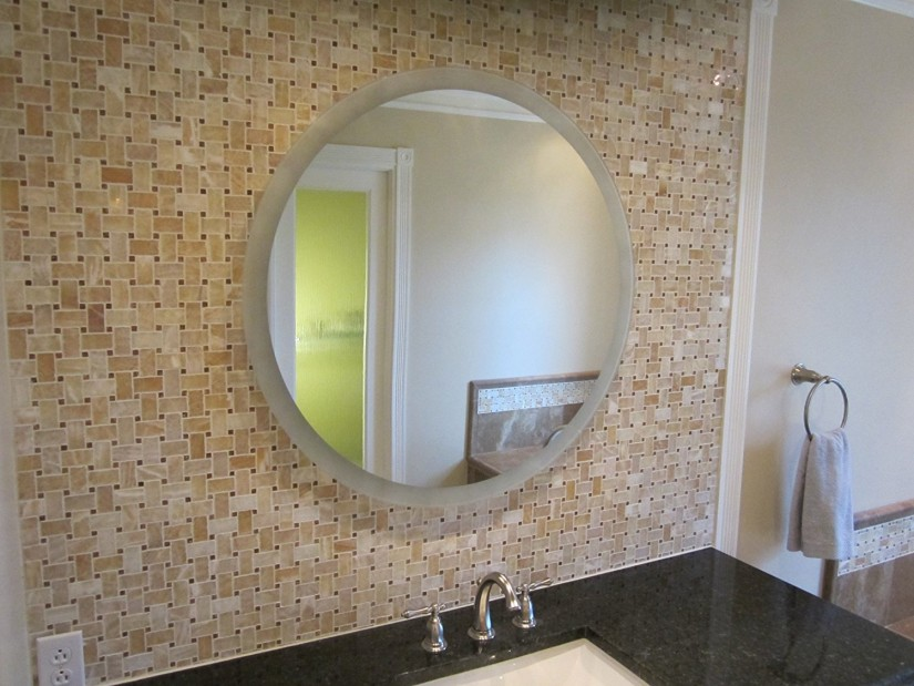 Lighted Wall Mount Vanity Mirror | Lighted Wall Mirror | Lighted Wall Mounted Magnifying Makeup Mirror