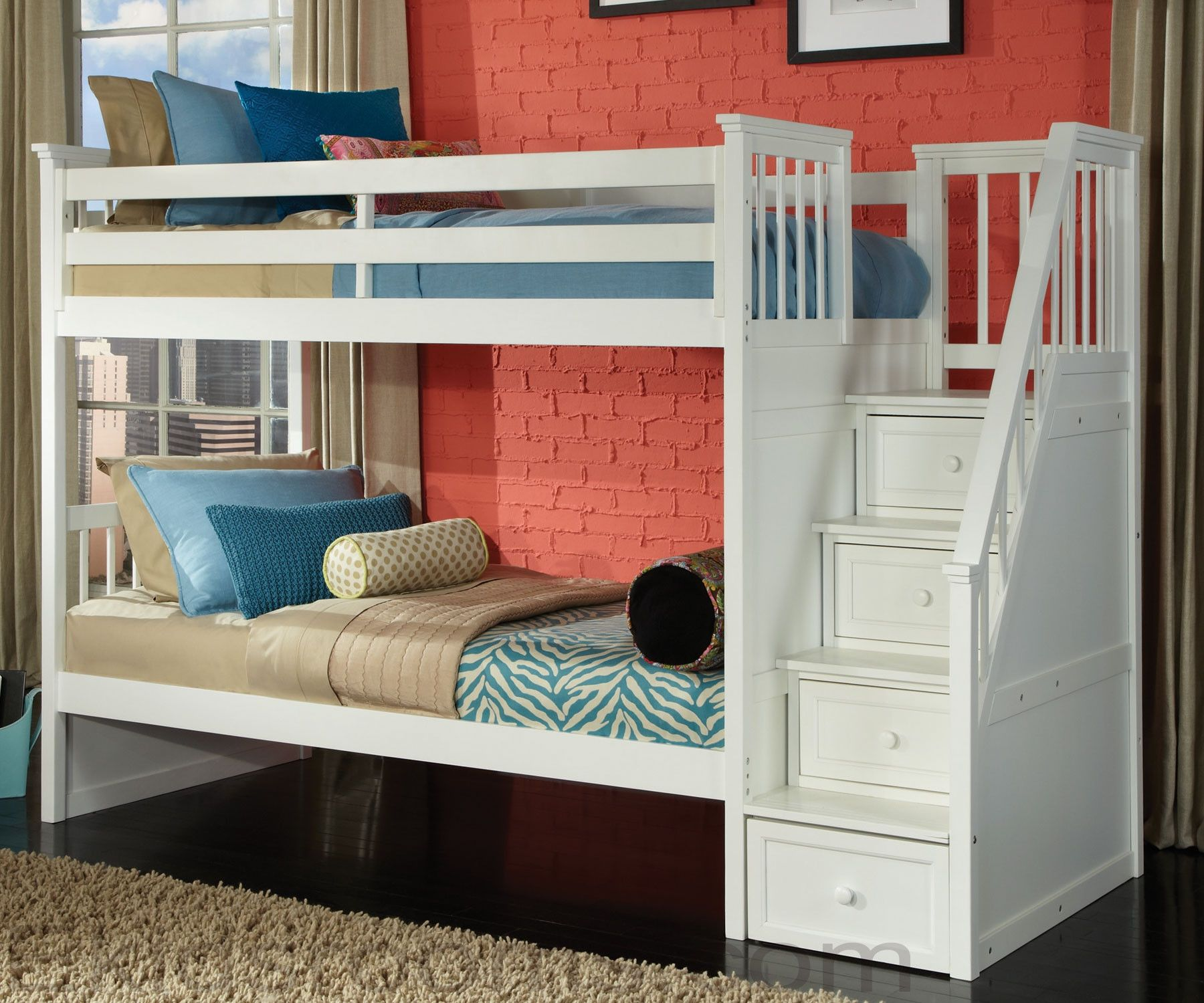 Loft Bed Playhouse Curtains | Bunk Bed Tents | Bunk Bed Curtains