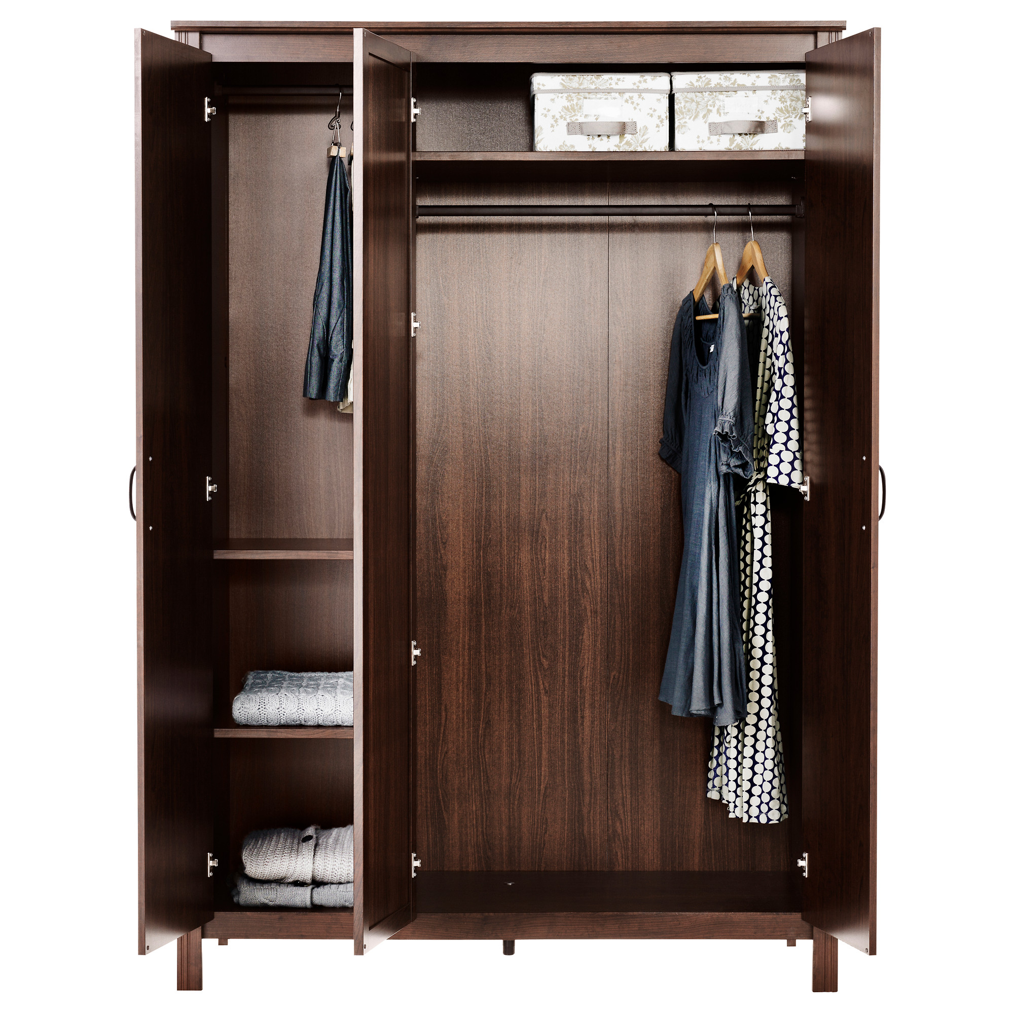 Low Cost Wardrobes | Cheap Wardrobe Closet | Locking Wardrobe Closet