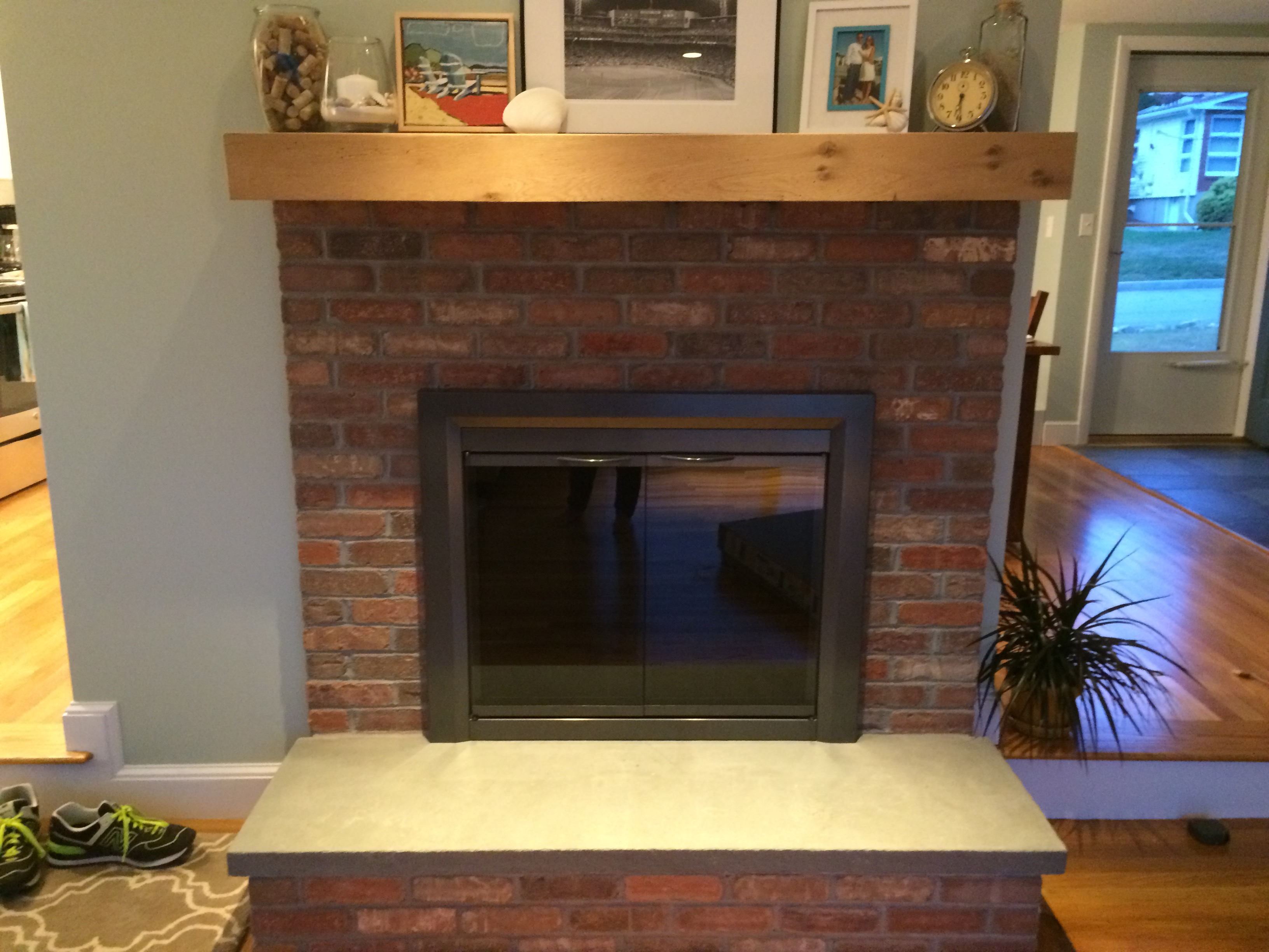 Lowes Fireplace Mantel | Fireplace Kits Lowes | Oak Fireplace Mantel