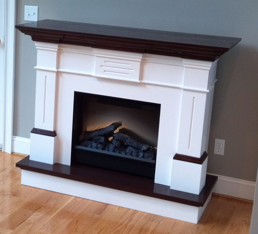 Lowes Fireplace Mantel | Inexpensive Fireplace Mantels | Mantelpieces Fireplaces
