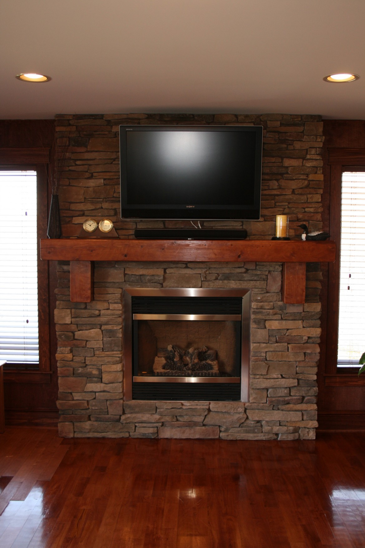 Lowes Fireplace Mantel | Ready Made Mantels | Fireplace Mantel Kits Lowes