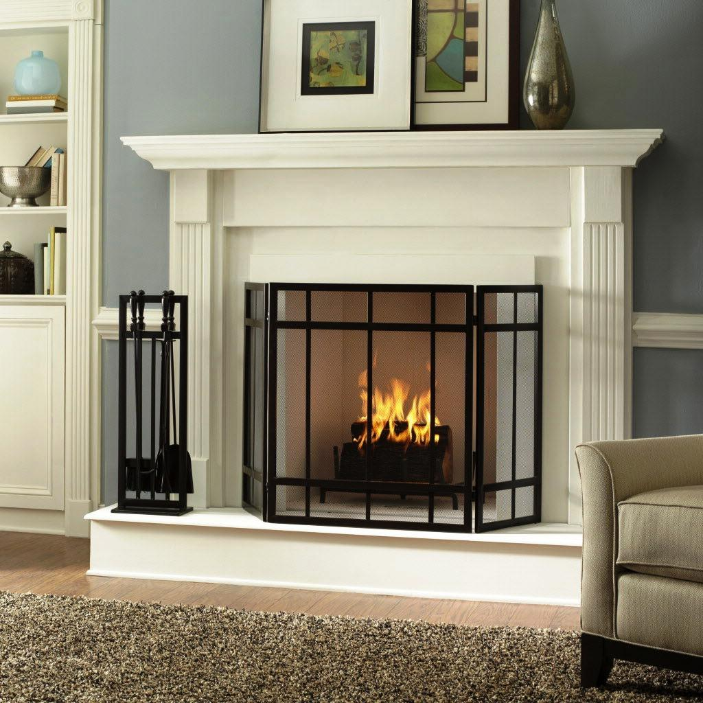 Lowes Fireplace Mantel | Unfinished Fireplace Surrounds | Lowes Mantel