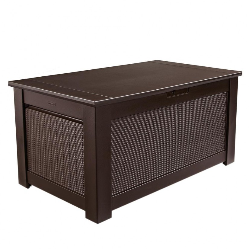 Lowes Storage Units Outdoor | Rubbermaid Storage Bench | Extra Large Deck Box 200 Gallon