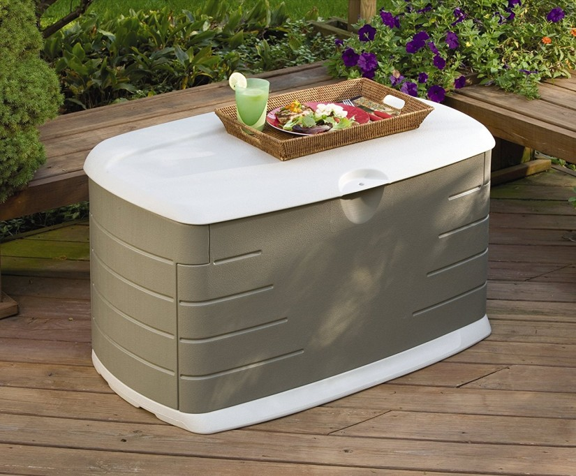 Lowes Storage Units Outdoor | Rubbermaid Storage Bench | Waterproof Outdoor Storage