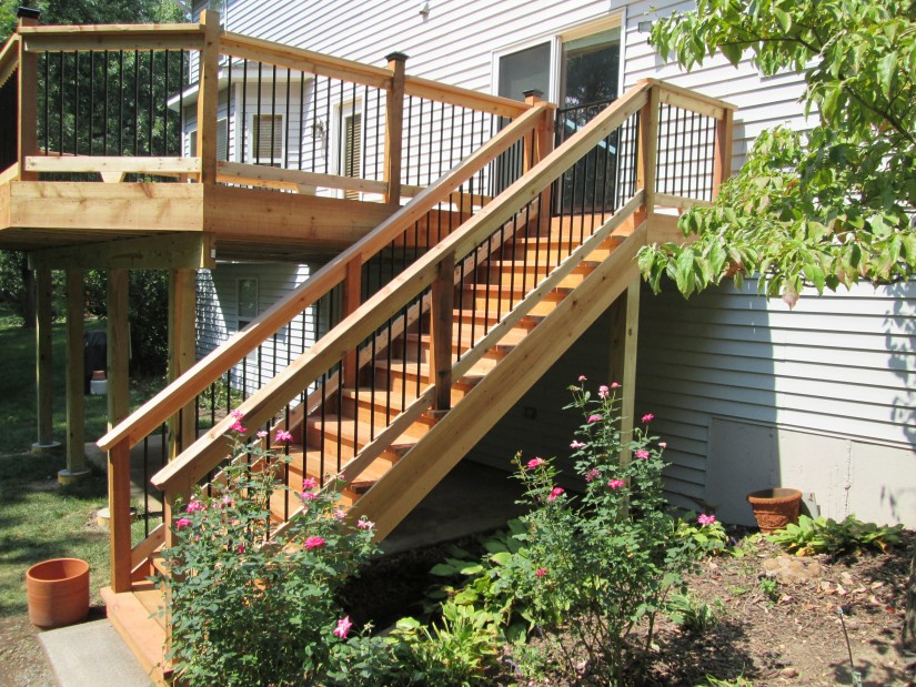 Make Stair Stringer | Deck Stairs Calculator | Build Deck Stairs