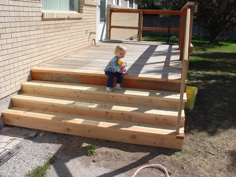 Making Stair Stringers | Decking Stair | Build Deck Stairs