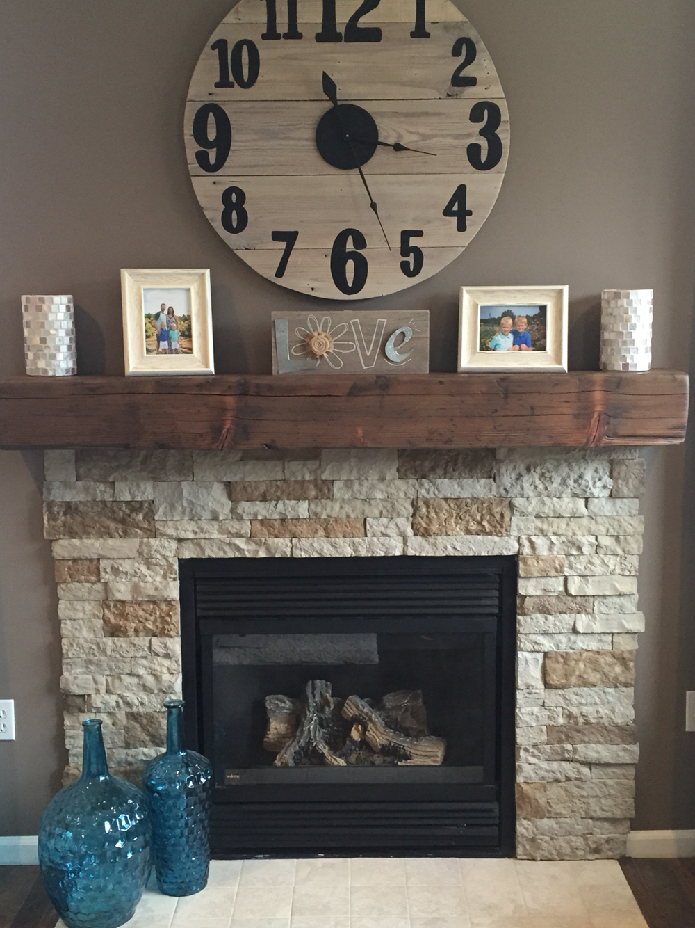 Mdf Fireplace Surround | Lowes Fireplace Mantel | Firplace Mantels