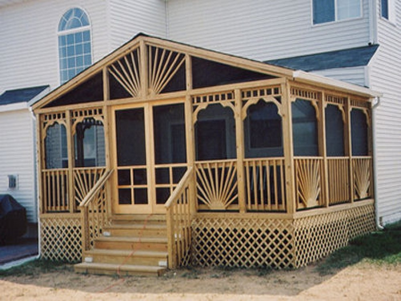 Mobile Home Porch Kits | Porch Awnings for Mobile Homes | Mobile Home Porches