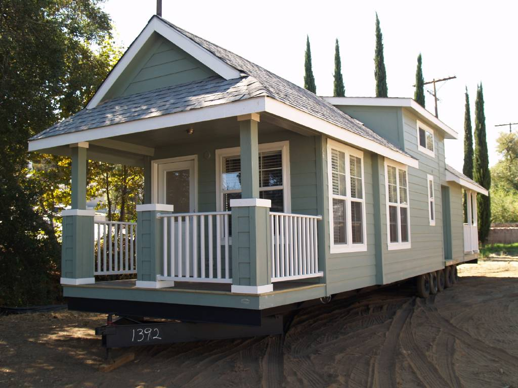 Mobile Home Porches | Carport Ideas for Mobile Homes | Front Porches for Double Wides