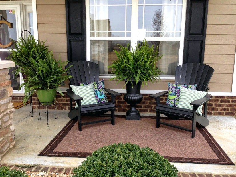 Mobile Home Porches | Mobile Home Decking | Porch Steps For Mobile Home