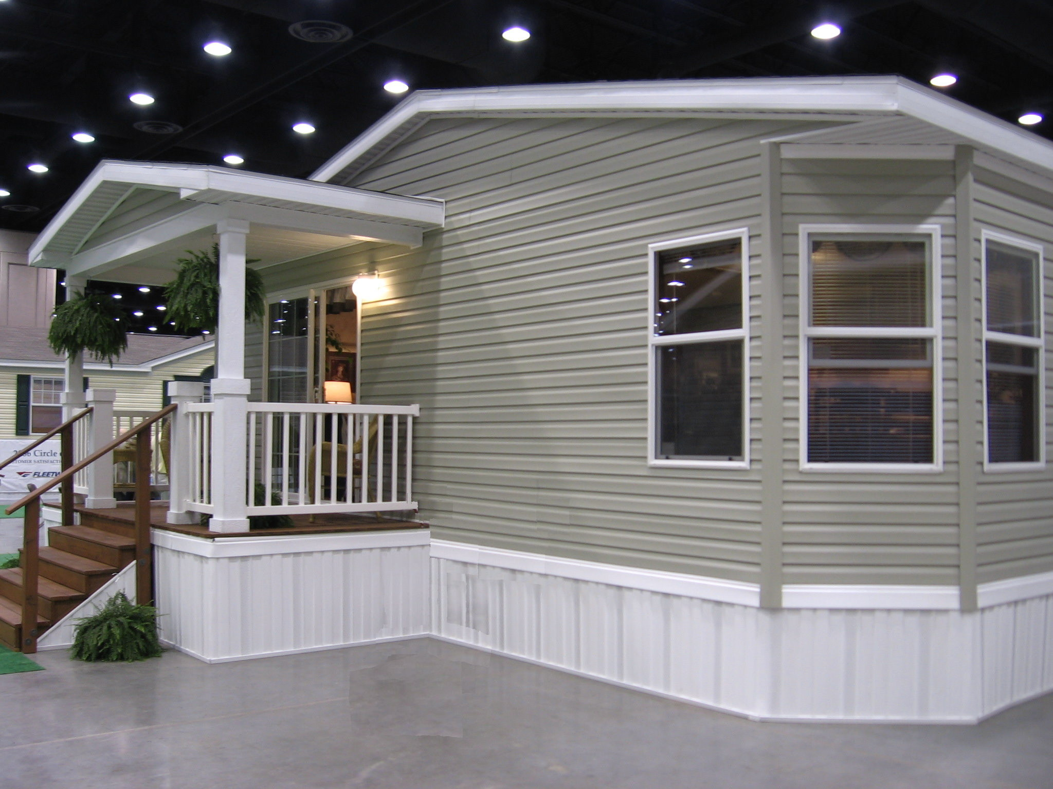 Inspiring Home Design Ideas with Mobile Home Porches: Mobile Home Porches | Mobile Home Patio Enclosures | Mobile Home Decks And Porches