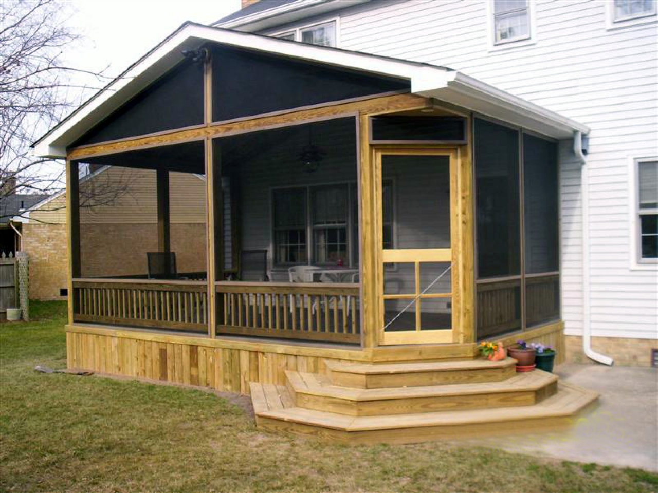 Mobile Home Porches | Mobile Home Porch Ideas | Mobile Home Front Porch Plans