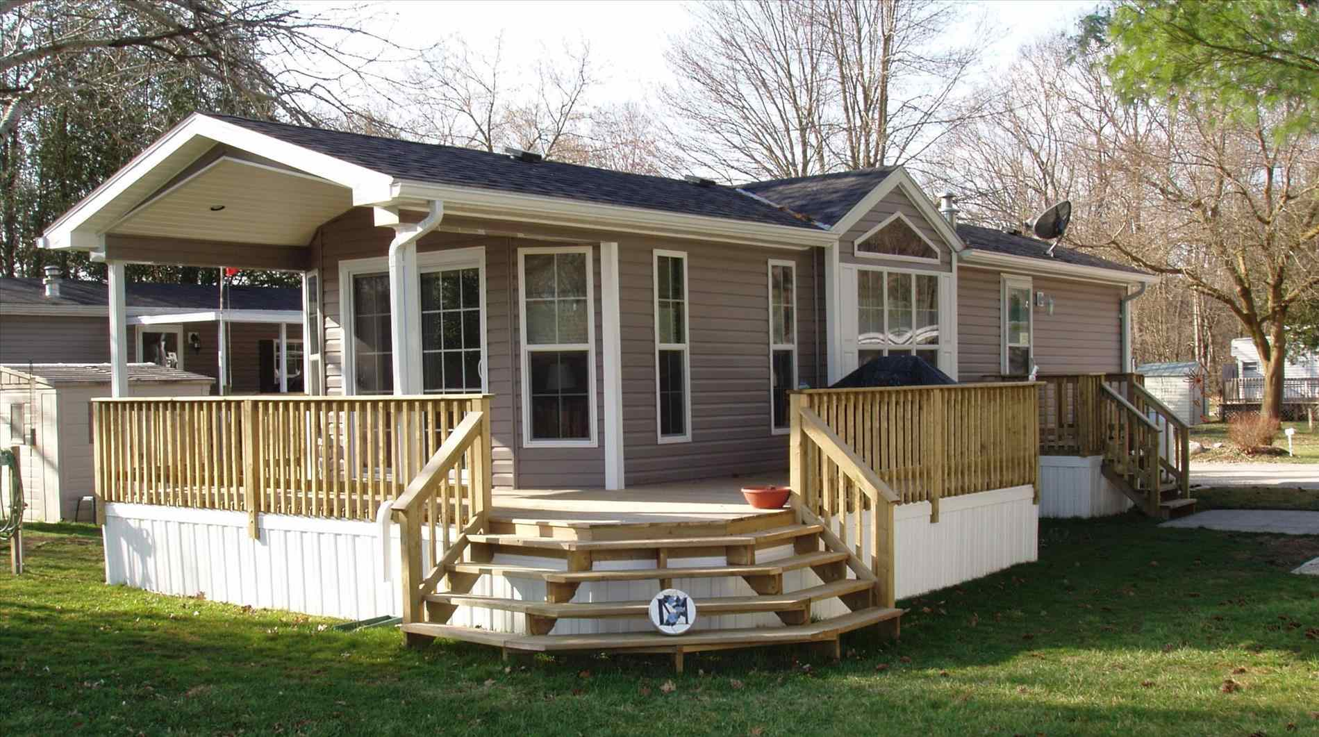 Inspiring Home Design Ideas with Mobile Home Porches: Mobile Home Porches | Mobile Home Screen Porch | Mobile Home Patio Enclosures