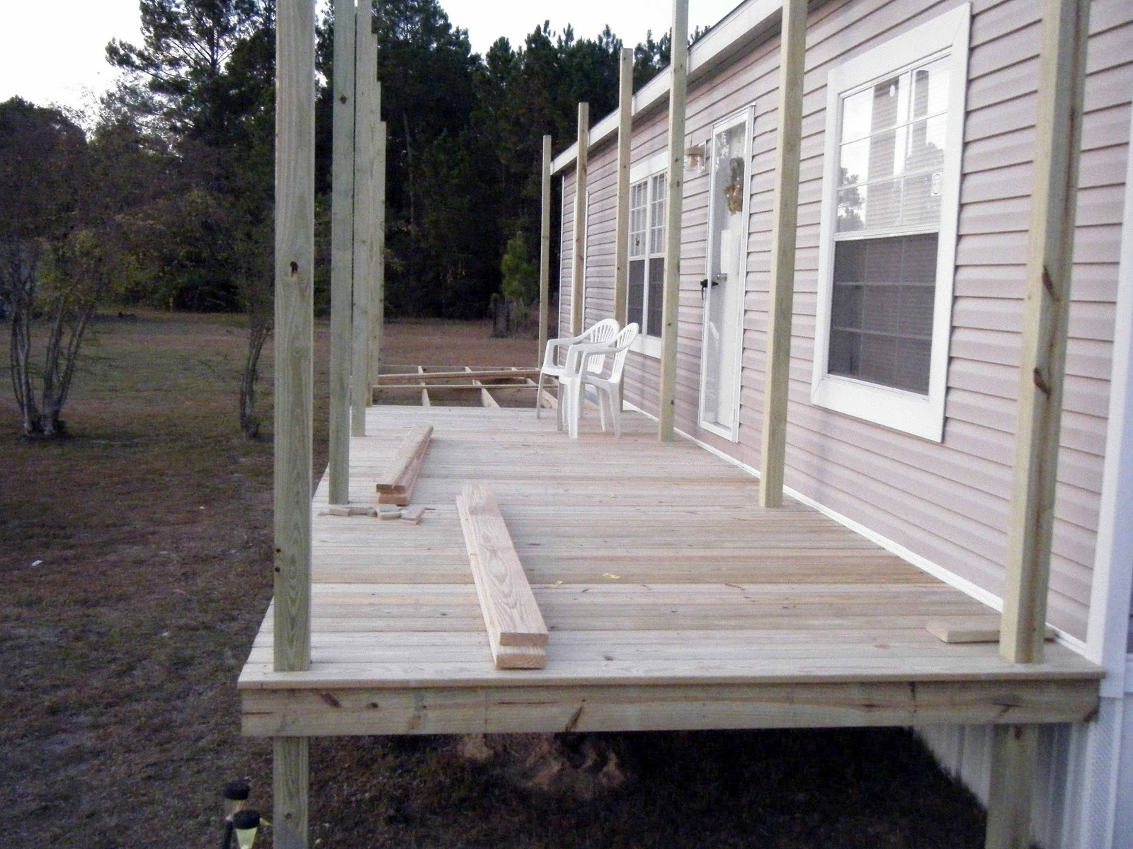 Mobile Home Porches | Mobile Home Screen Porch | Trailer House Porches