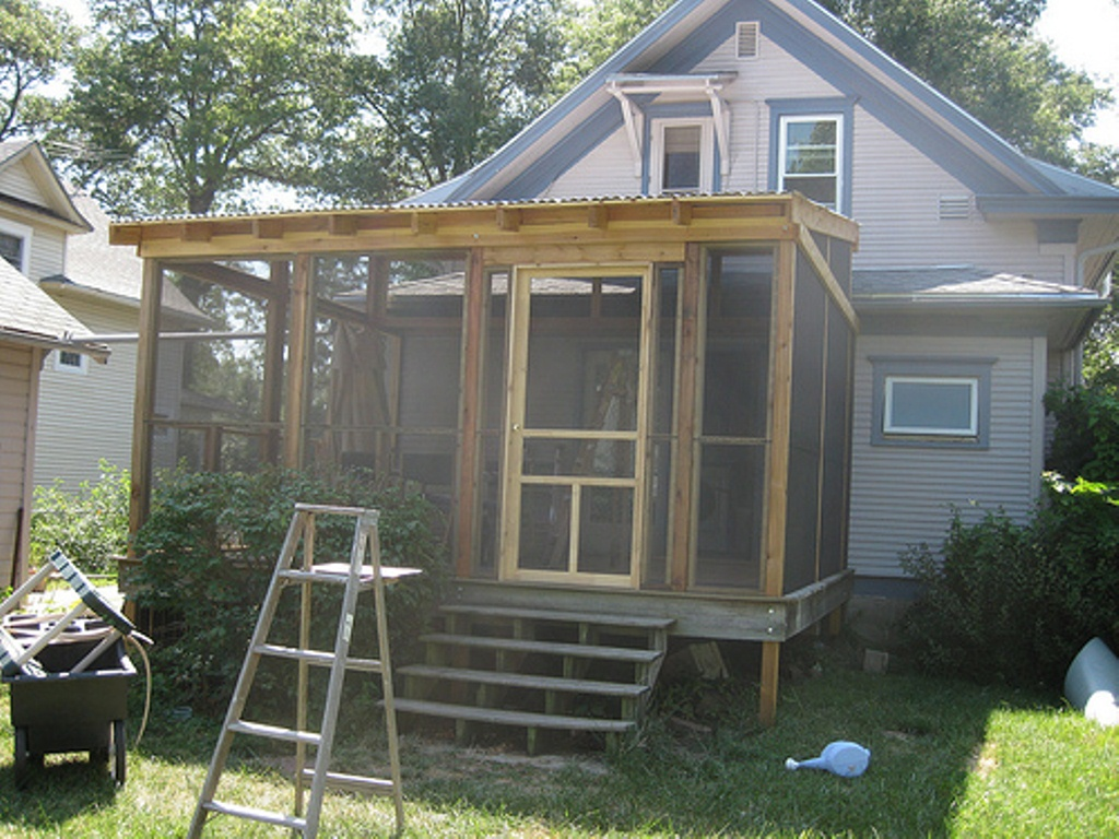 Mobile Home Porches | Porch Awnings for Mobile Homes | Mobile Homes Decks