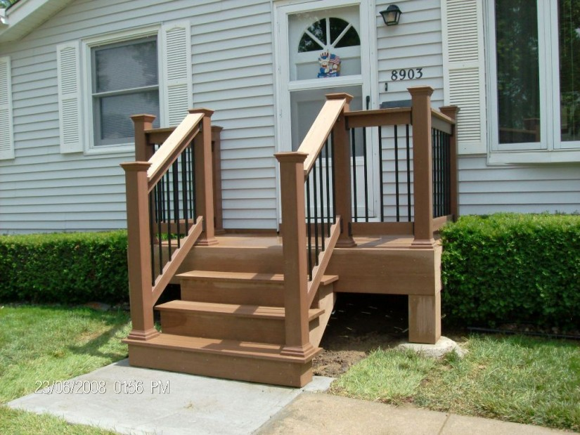 Mobile Homes With Front Porches | Mobile Home Porch Steps | Mobile Home Porches