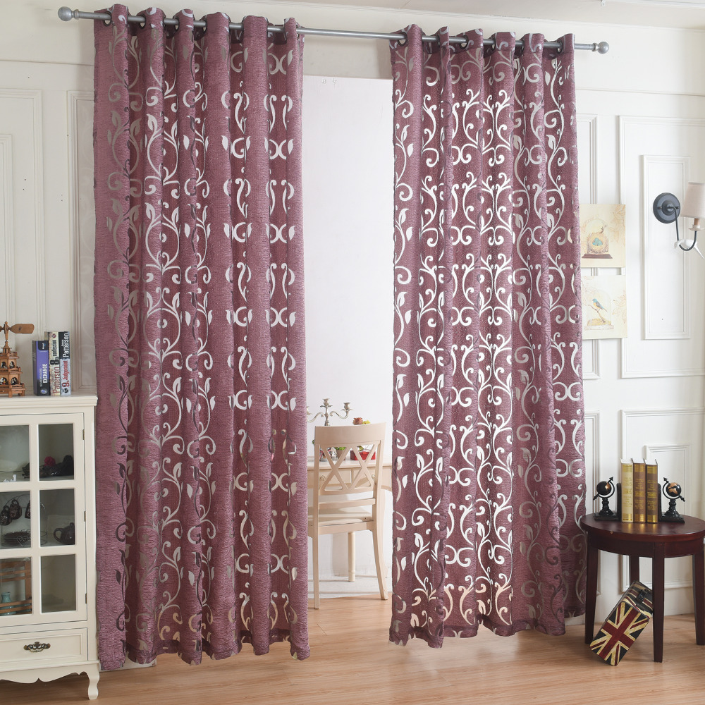 Luxury Interior Home Decorating Ideas with Embroidered Curtains: Modern Vintage Curtains | Embroidered Curtains | Embroidered Sheer Curtains
