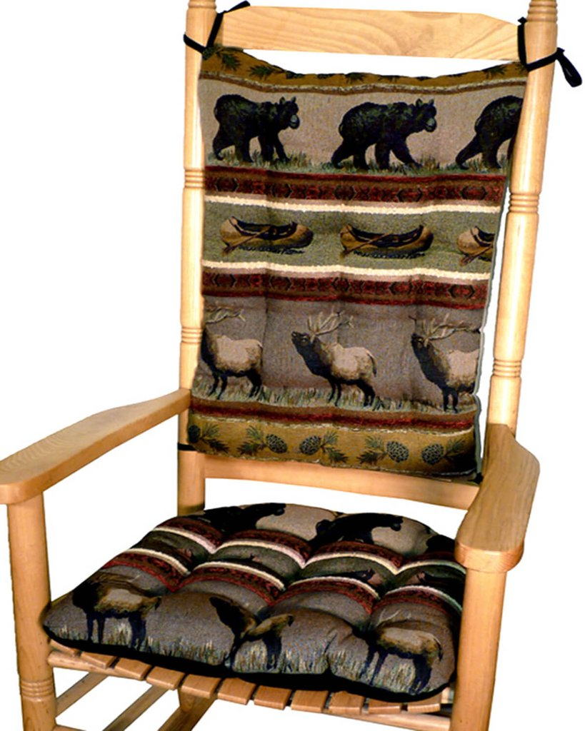 Nursery Rocking Chair Cushions | Baby Rocking Chair Cushions | Rocking Chair Cushion