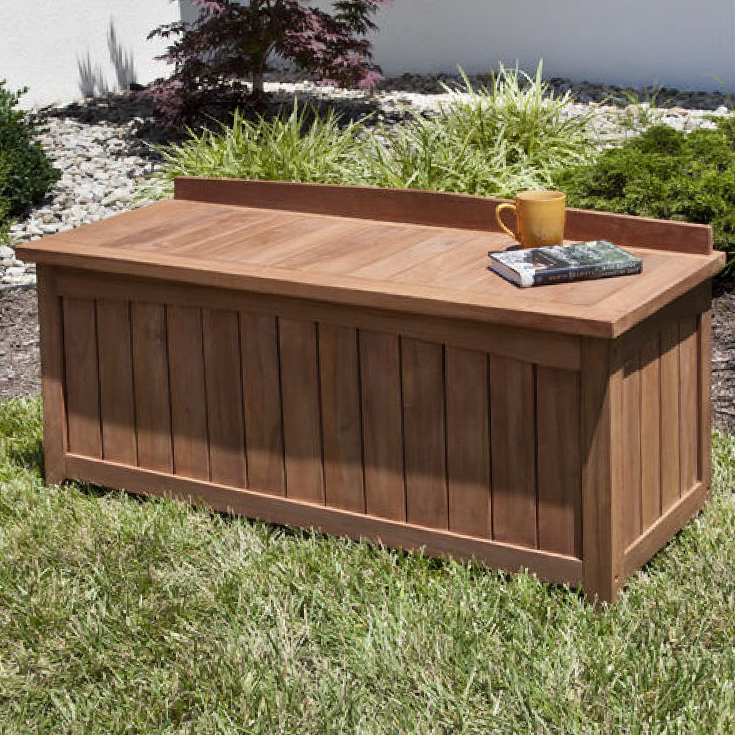 Outdoor Storage Bench Home Depot | Rubbermaid Storage Bench | Lowes Storage Boxes