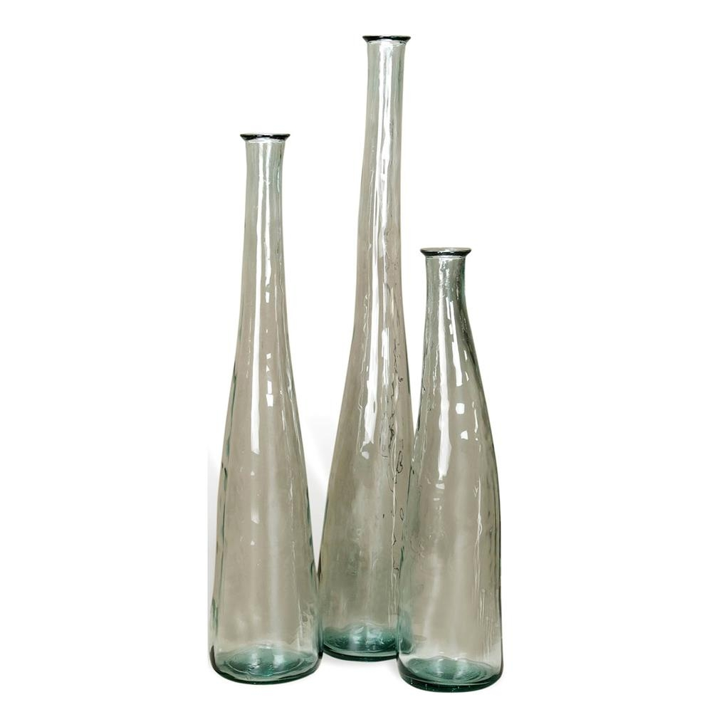 Oversized Floor Vases | Large Yellow Floor Vase | Extra Large Floor Vases