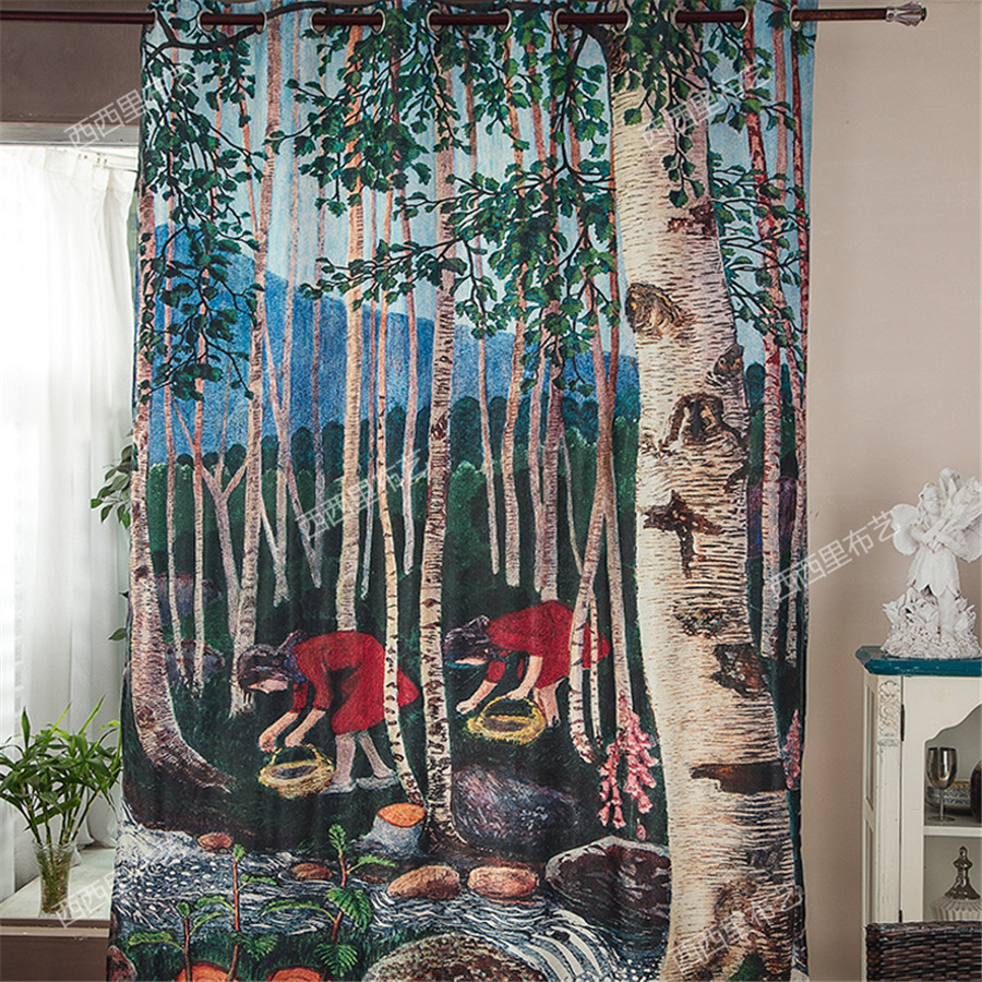 Enchanting Room Divider Curtains for Your Space Room Ideas: Panel Curtains Room Dividers | Room Divider Curtains | Separator Curtains