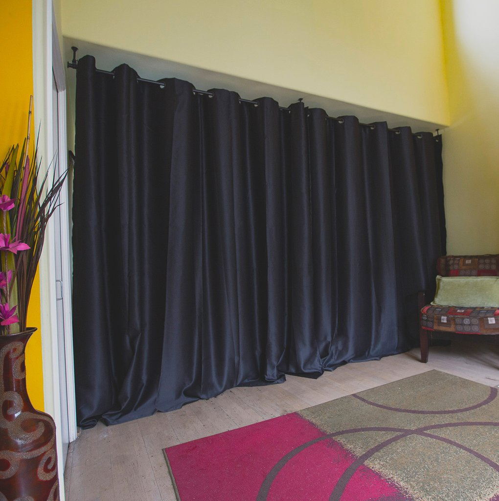 Partition Curtain | Room Divider Curtains | Curtain Room Dividers