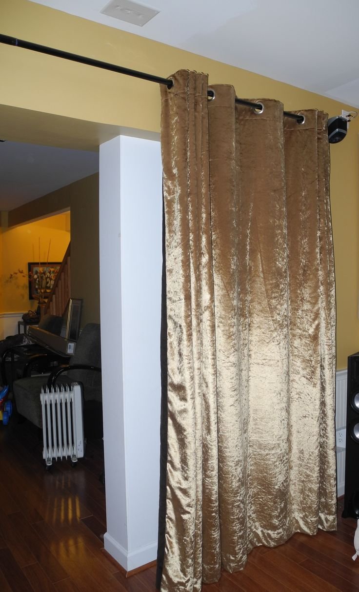 Enchanting Room Divider Curtains for Your Space Room Ideas: Partition Curtain | Room Dividers Curtains | Room Divider Curtains