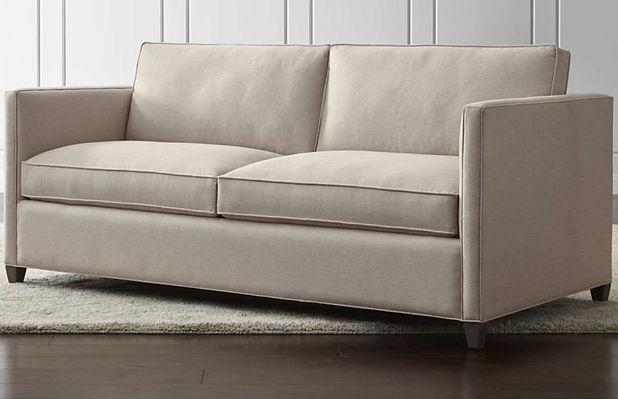 Petrie Couch Crate and Barrel | Crate and Barrel Couch | Crate and Barrel Sectional