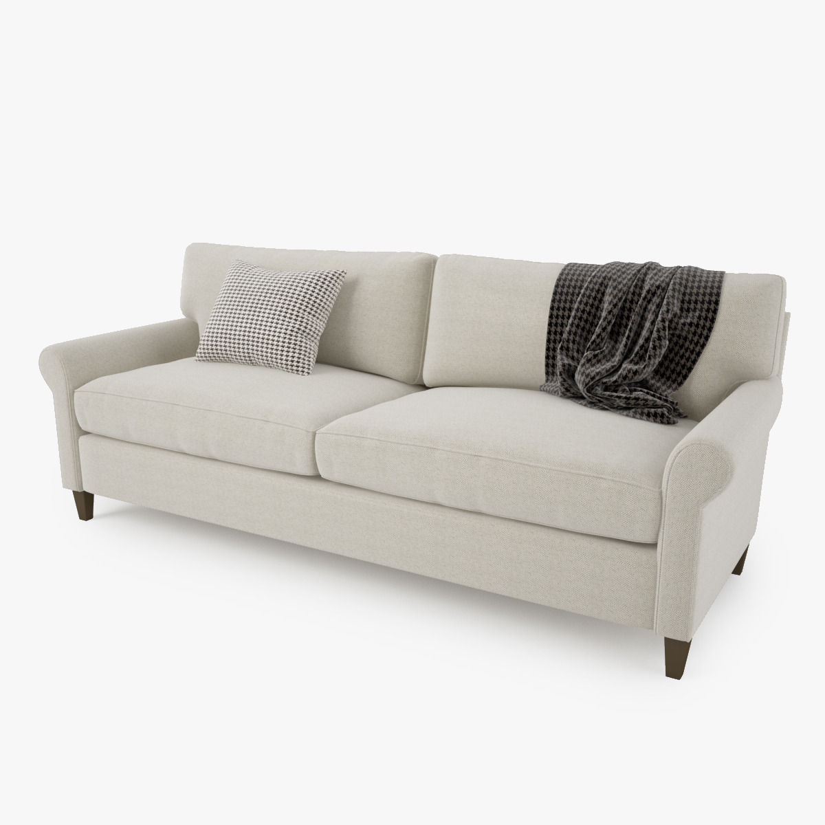 Petrie Couch Crate and Barrel | Crate and Barrel Couch | Sleeper Sofa Crate and Barrel