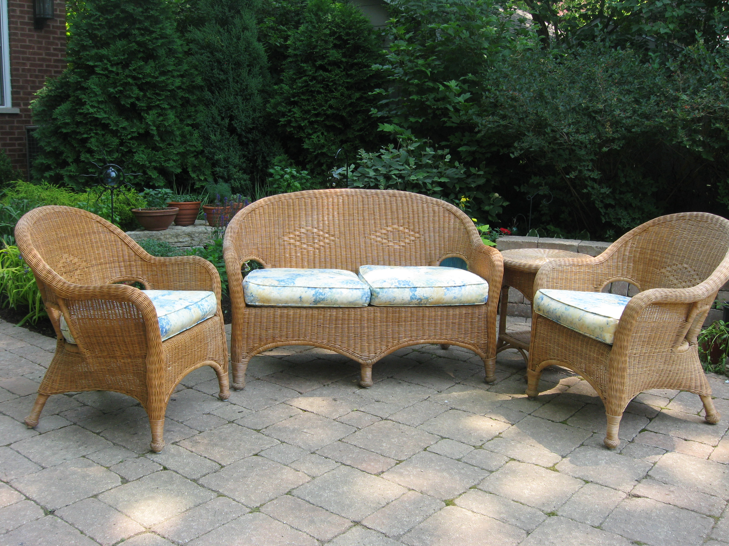 Furniture Classy Furniture Design Ideas By Pier One Wicker