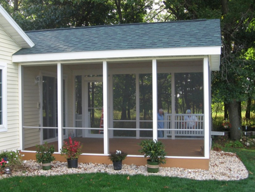 Porch Kits For Mobile Homes | Mobile Home Porches | Front Porches For Double Wides