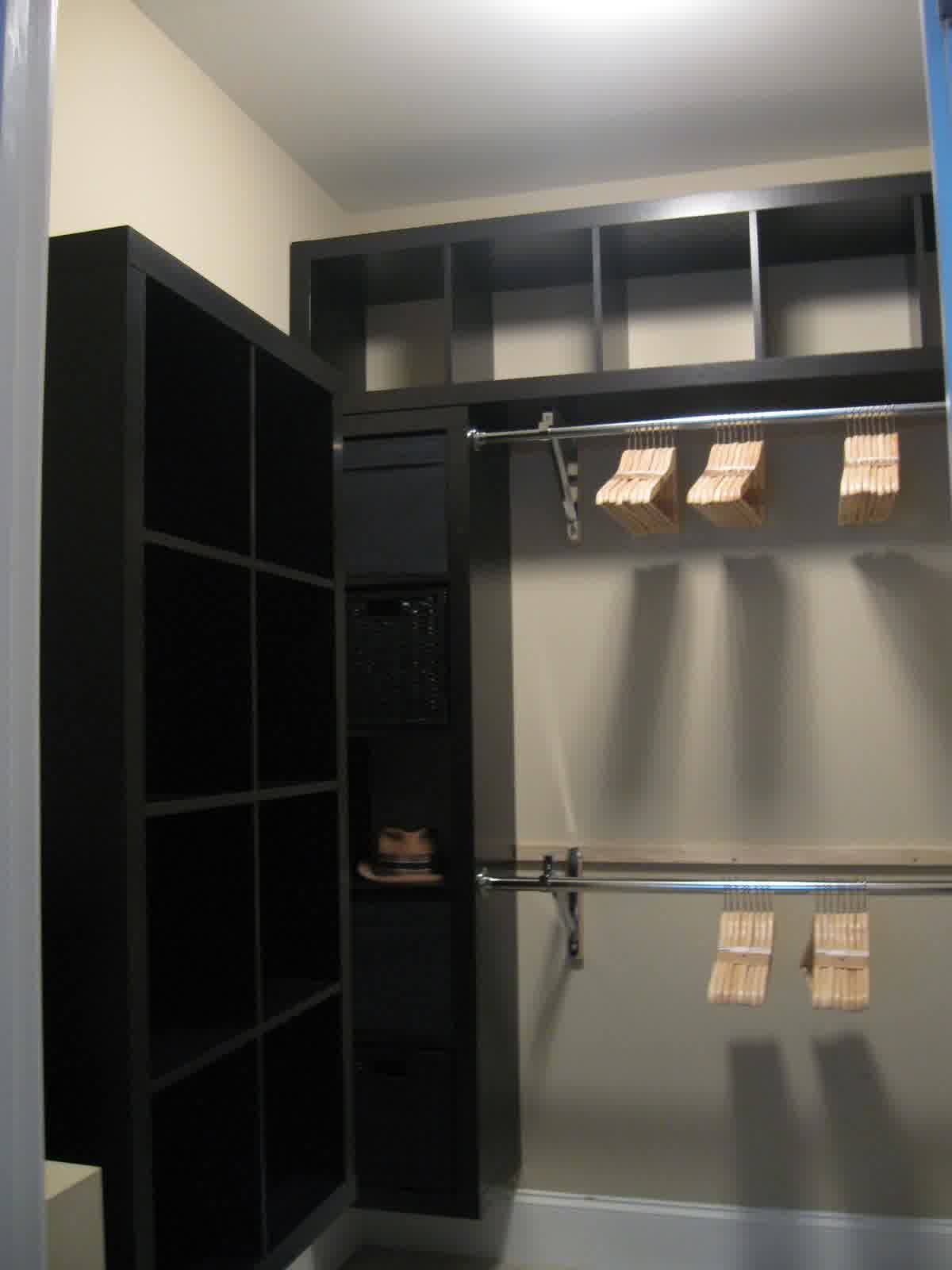 Storage Ikea Closet For Your Clothes Design Ideas