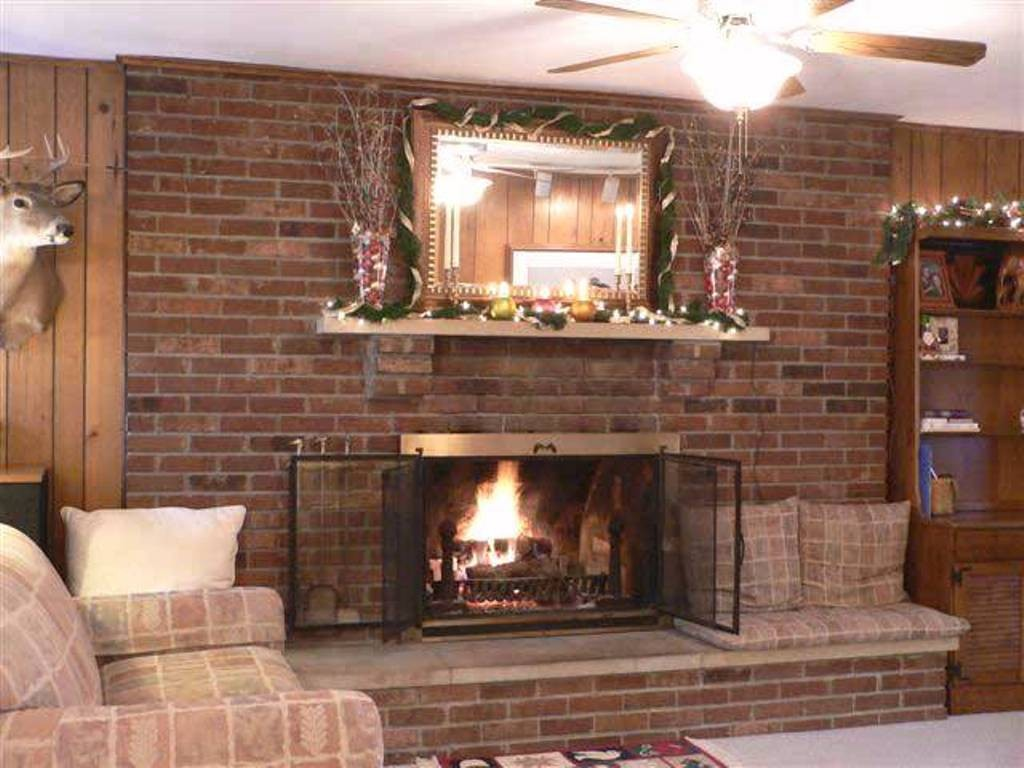 Pre Built Fireplace Mantels | Fireplace Mantel Oak | Lowes Fireplace Mantel