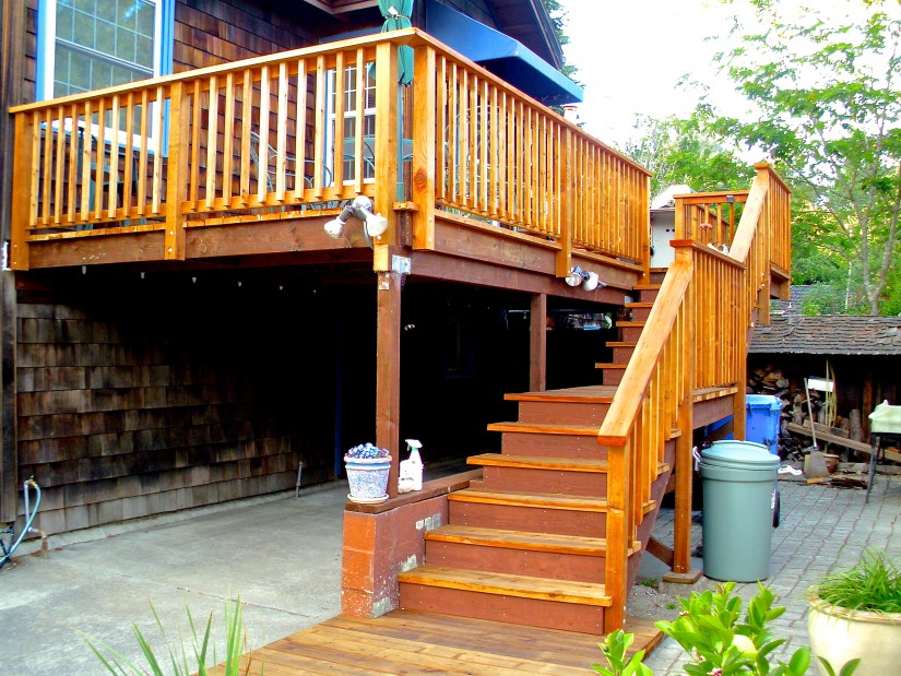 Prefab Deck Stairs | Build Your Own Staircase | Build Deck Stairs