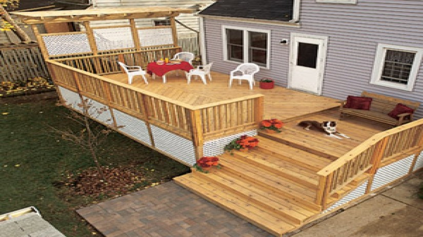 Premade Steps For Deck | Build Deck Stairs | Diy Stair Stringers