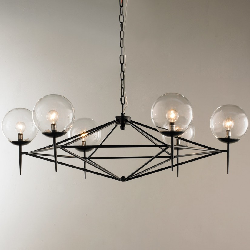 Replacement Shades For Chandeliers | Glass Chandelier Shades | Light Fixture Replacement Glass