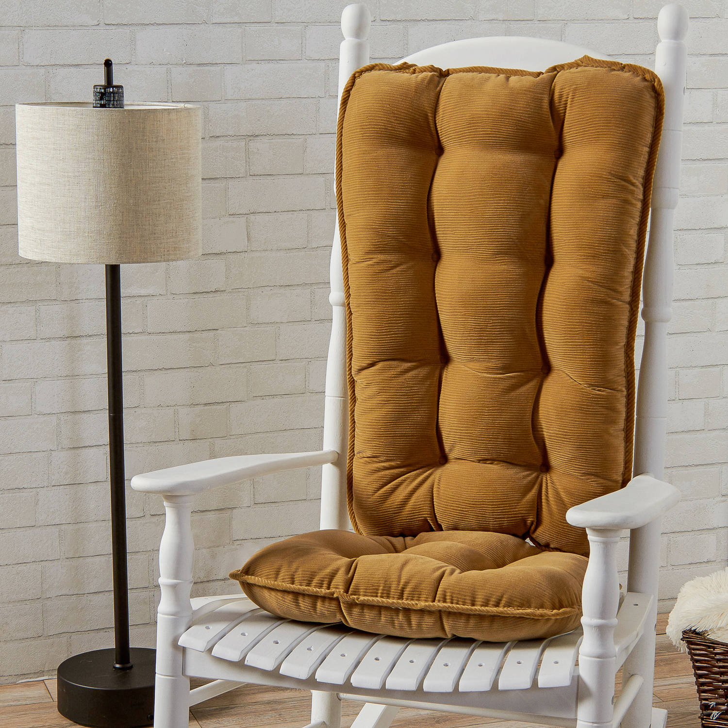 Rocker Cushions Indoor | Rocking Chair Cushion | Where to Buy Rocking Chair Cushions