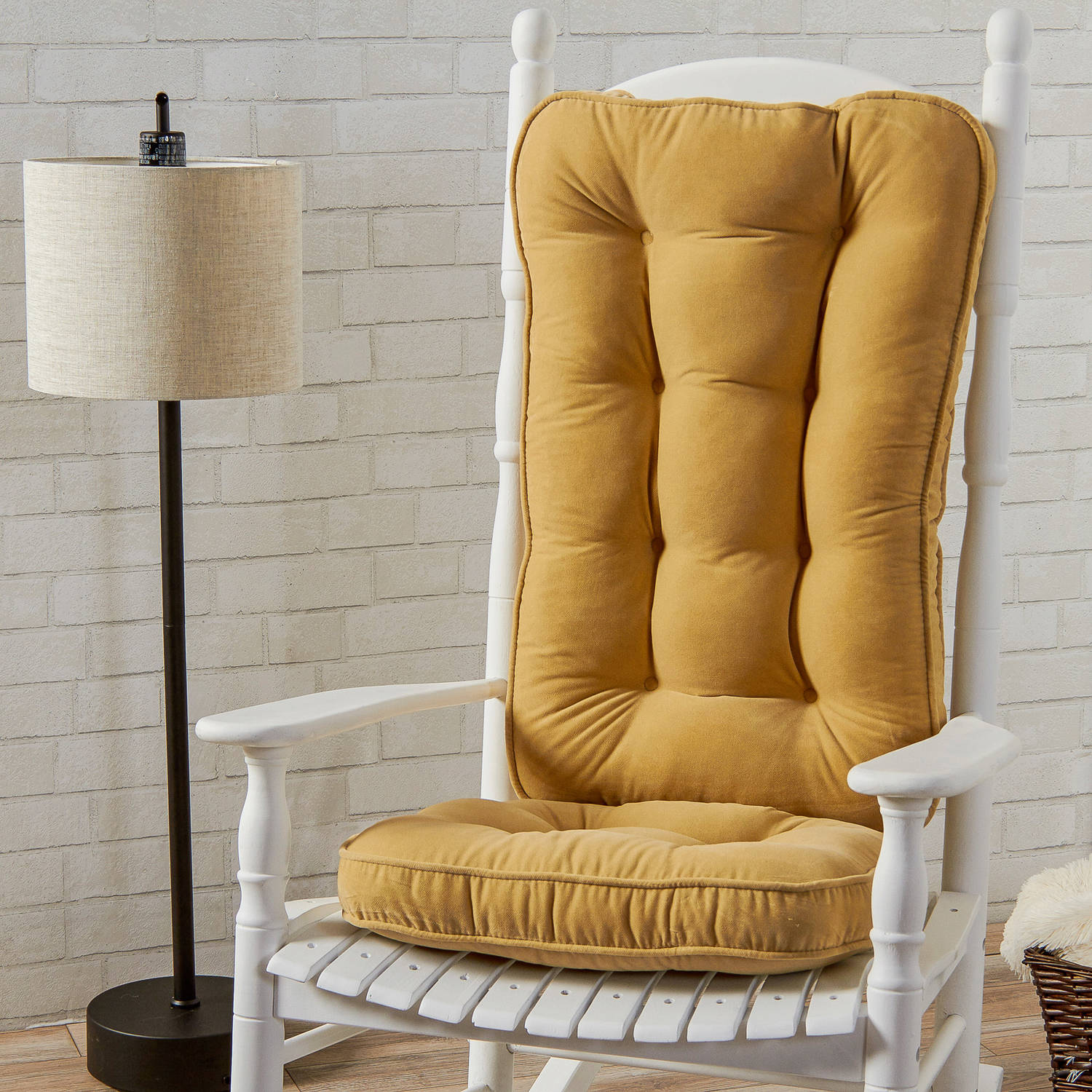 Rocking Chair Cushion | Cushions for Rocking Chairs Indoors | Rocking Chair Cusion