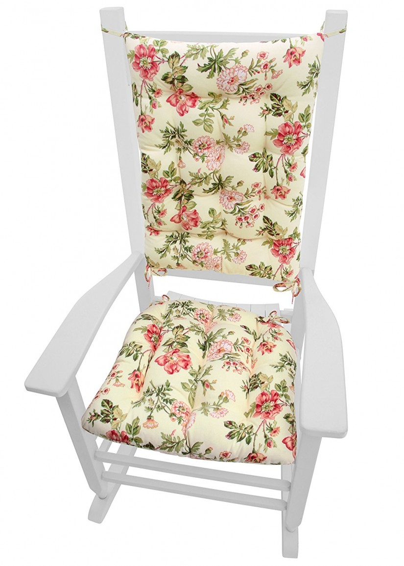 Rocking Chair Cushion | Rocker Cushions Indoor | Rocker Chair Cushion