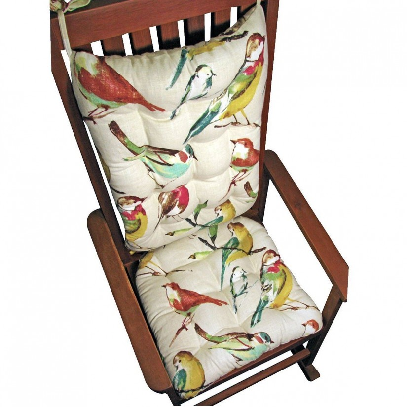 Rocking Chair Cushion | Rocking Chair Pads And Cushions | Rocking Chair Pillow