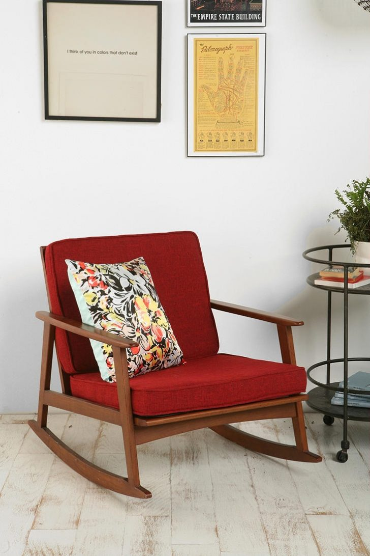 Rocking Chair Cushion | Rocking Chair Replacement Cushions | Pillows for Rocking Chairs