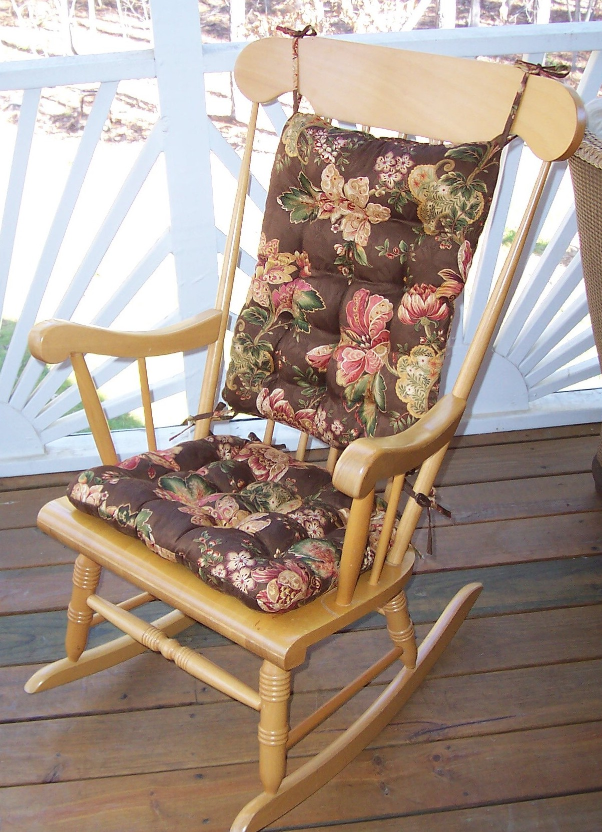 Rocking Chair Cushions for Nursery | Rocking Chair Cushion Sets | Rocking Chair Cushion
