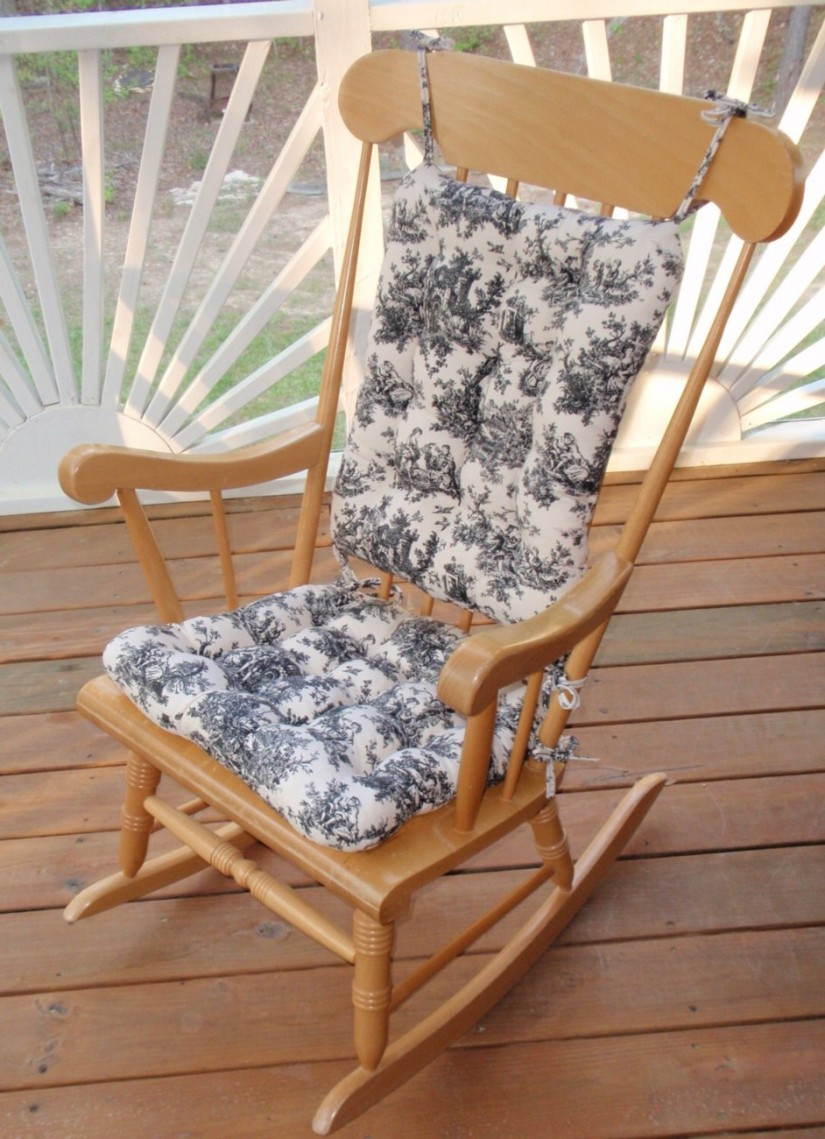 Rocking Chair Cushions Indoor | Rocking Chair Cushions Nursery | Rocking Chair Cushion